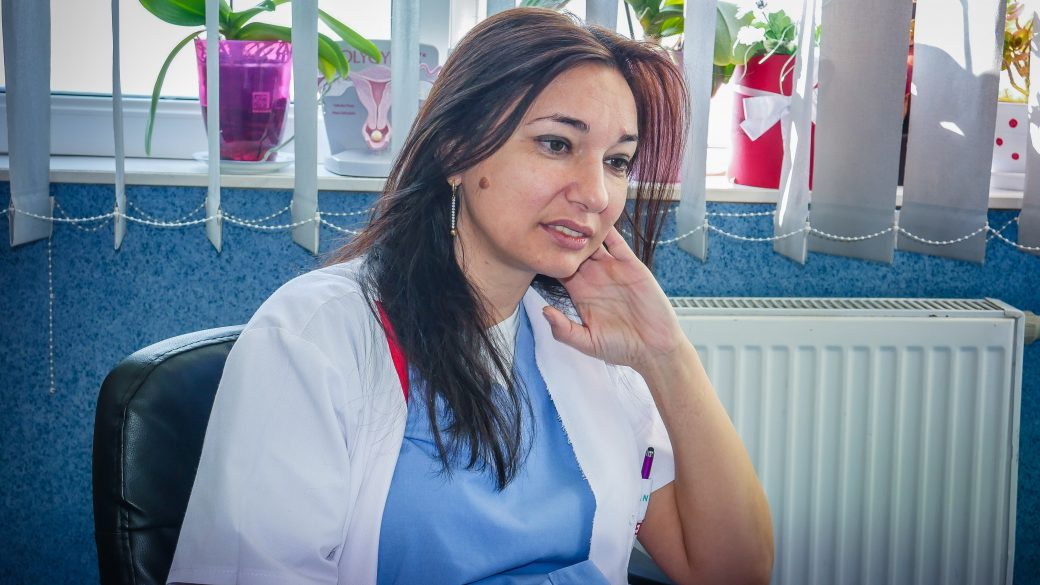 "Dr. Melinda Mitranovici, șef secție Ginecologie la Spitalul Municipal ""Dr. Alexandru Simionescu"" Hunedoara"