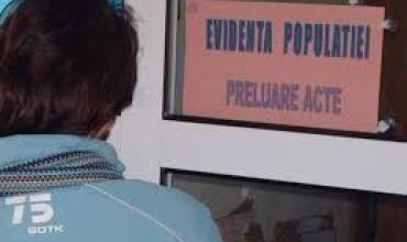 PROGRAM DE LUCRU PENTRU SERVICIUL PUBLIC DE EVIDENȚA PERSOANELOR