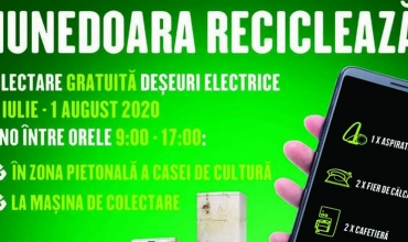 COLECTAREA DESEURILOR ELECTRICE 2020