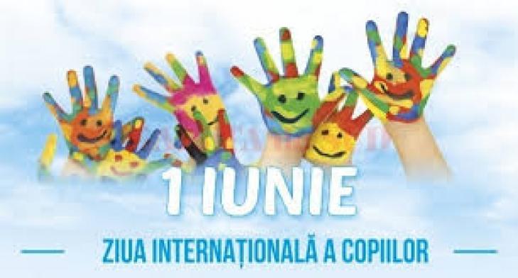 Ziua Internationala A Copilului 1 Iunie 2019