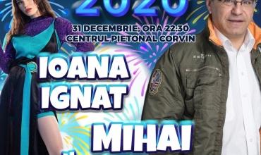 REVELION 2020 ACASĂ, LA HUNEDOARA!