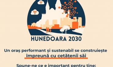 Strategia Integrată de Dezvoltare Urbană a Municipiului Hunedoara pentru perioada 2021 - 2030