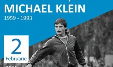COMEMORARE MICHAEL KLEIN