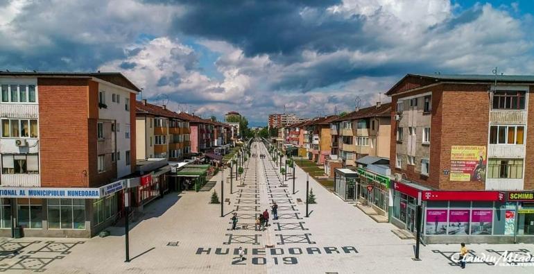 Scrisoarea primarului municipiului Hunedoara adresata cetatenilor