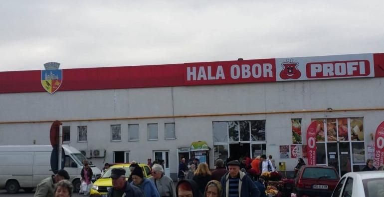 HALA OBOR HUNEDOARA
