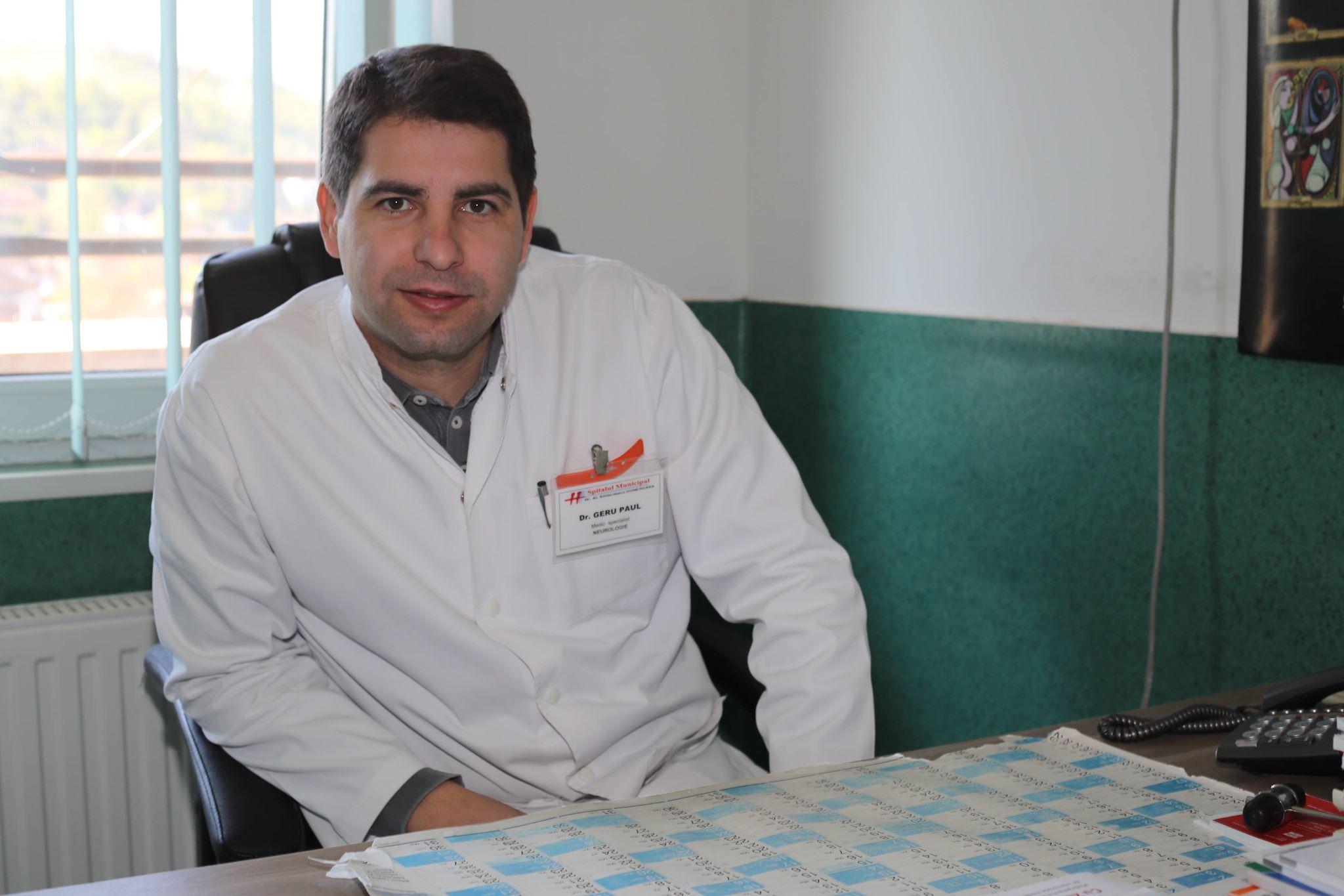Dr. Paul Geru